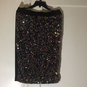 Sequin skirt by Eloquii - Size 14